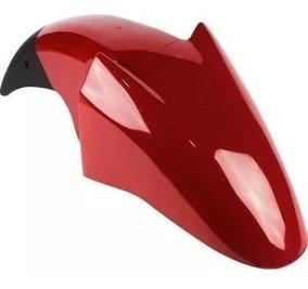 Paralama Dianteiro Suzuki Yes 125 Vermelho Modelo Original