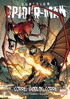 Superior Spiderman - #07 - Marvel Now! Lanus