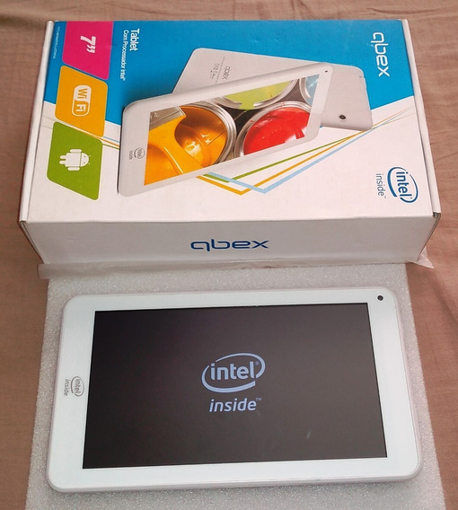 Tablet Qbex Txm785i Intel 1.2ghz Tela 7 8gb Memória