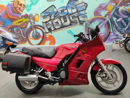 Imagen 1 de 10 de Kawasaki Concours 1000  1990 Título Limpio Checala!!!