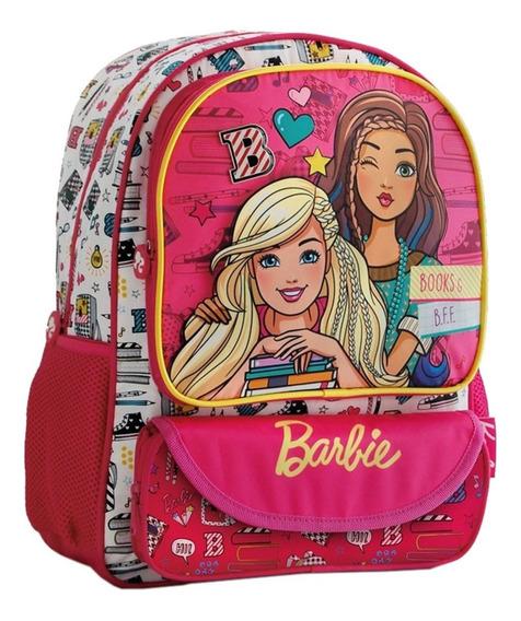 Mochila Espalda Grande 16 PuLG Barbie #16624 Mundo Manias