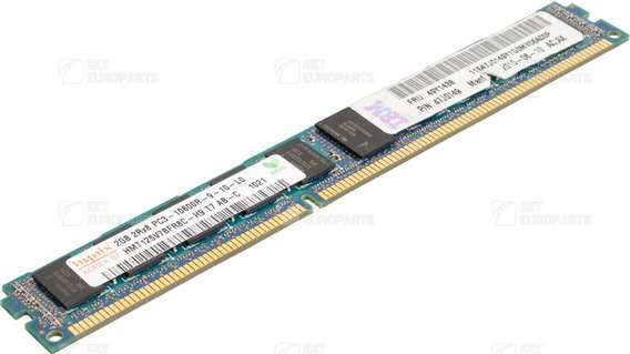 Memoria Server 2gb Ddr3 1333 Rdimm 10600r 49y1438 49y1428