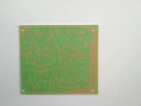 Placa Lisa Detector Tgsl - Fibra De Vidro-frete Gratis