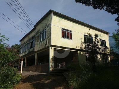 Chácara Residencial À Venda, Nova Cidade, São Gonçalo. - Ch0003