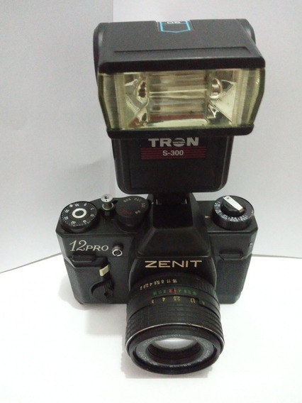 Zenit 12pro Câmera Analógica