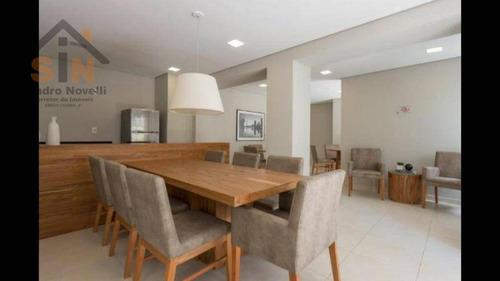 Imagem 1 de 16 de Apartamento Com 2 Dormitórios À Venda, 61 M² Por R$ 373.000,00 - Vila Cunha Bueno - São Paulo/sp - Ap0131