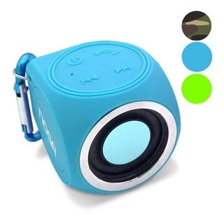 Parlante Bluetooth Noga S-cube 3w Mini Portátil Inalámbrico