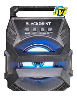 Parlante Portatil Bluetooth Black Point By Panacom S13