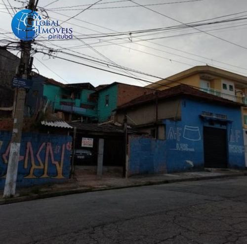 Venda Terreno São Paulo Jardim São José - T26