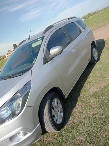 Chevrolet Spin 1.8 Ltz Mt 7 Asiento