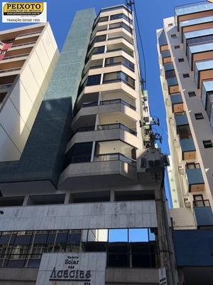 Apartamento 02 Quartos No Centro De Guarapari - Ap00732 - 33501921