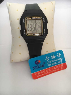 Reloj Digital Xinjia Xj-730 Original