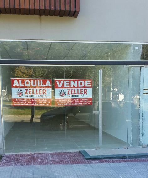 Local Comercial En Zona Céntrica. La Falda, Córdoba.