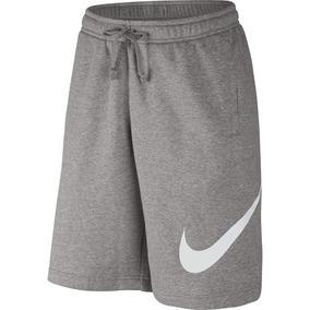 2x Bermuda Nike Cinza Original Tamanho Xl (com Etiqueta)