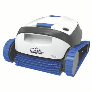 Robot Dolphin S100 Limpia Piscina Barrefondo