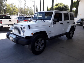 Jeep Wrangler 3.7 Unlimited Sahara 3.6 4x4 At 2018