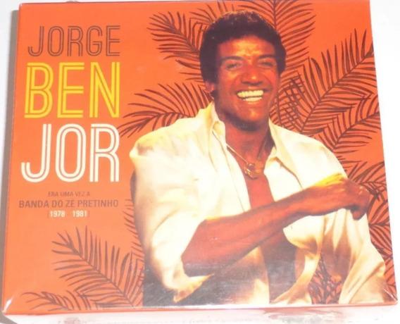 Jorge Ben Jor Banda Do Zé Pretinho - Box Original - 4 Cds