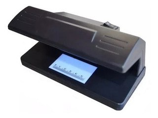 Identificador Notas Detector De Dinheiro Falso Teste Cédula