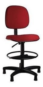 Cadeira Para Caixa / Desenhista Modelo Executiva A Gás