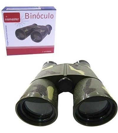 Binoculos Infantil Camuflado 11 5x12x4 5cm