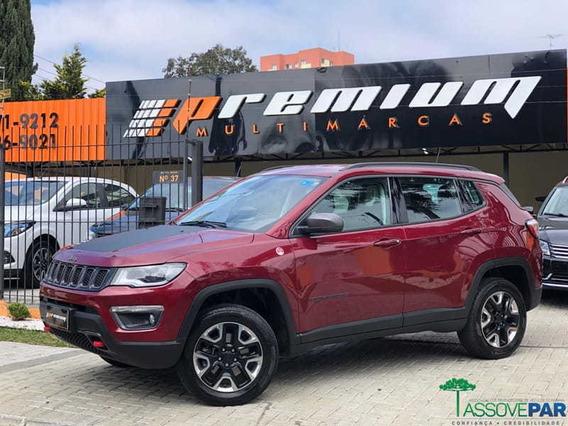 Jeep Compass Trailhawk 2.0 16v 4x4 Aut Diesel 2017