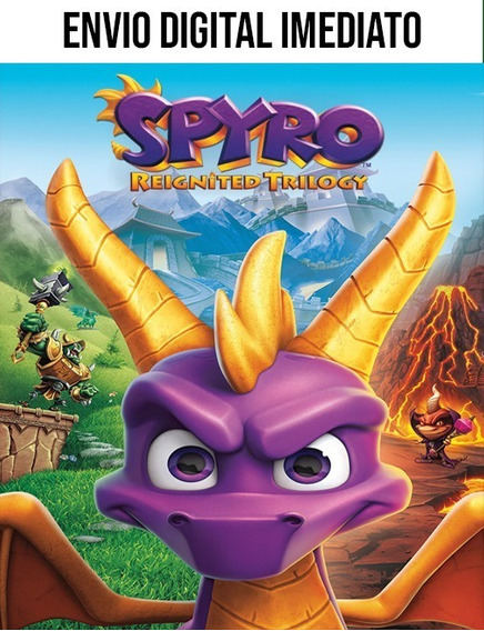 Spyro Reignited Trilogy - Digital Pc