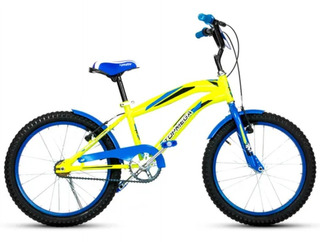 Bicicleta Topmega Crossboy Bmx Rodado 20 Varon Motospart