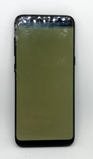 Celular Samsung Galaxy S8 64gb Tela Trincada Completo *leia