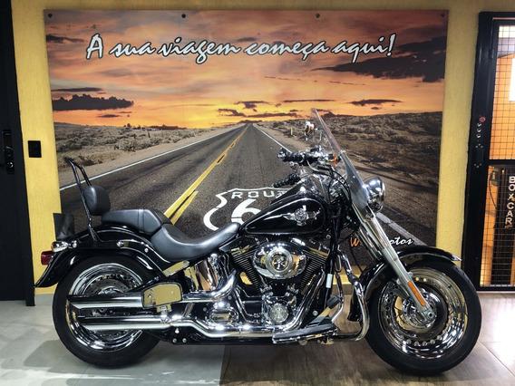 Harley Davidson Fat Boy 2014 Impecável