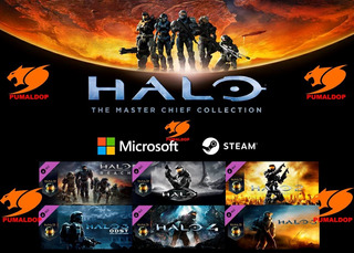 Halo: The Master Chief Collection Pc Xbox/windows 10 Y Steam