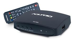 Conversor E Gravador Digital Dtv-7000s Aquário