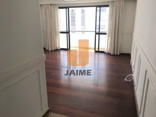 Apartamento Para Locação No Bairro Higienópolis Em São Paulo - Cod: Ja2023 - Ja2023
