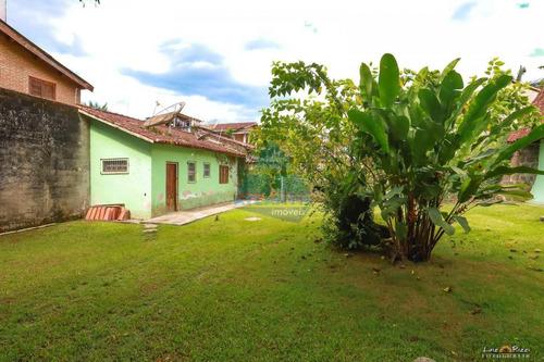 Casa Para Venda Em Ubatuba, Praia Maranduba - 1363_2-1184776