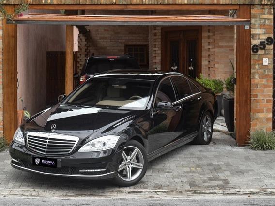Mercedes-benz Classe S-400 Hybrid 3.5 V6 - 2010 - Blindado