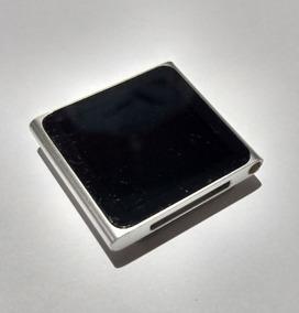iPod Nano 6 Geração Rádio 16gb Prata - Usado Parcela - Rdcmp