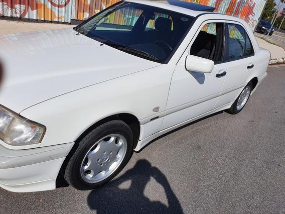Mercedes Bens C180 1998 - Super Conservada