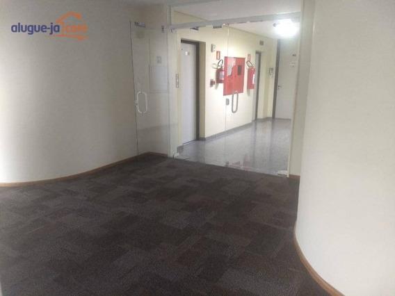 Sala Para Alugar, 193 M² Por R$ 4.900,00/mês - Centro - São José Dos Campos/sp - Sa0416