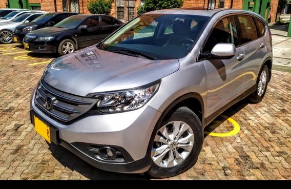 Honda Crv Ex-l 4x4 Full Equipo 2014