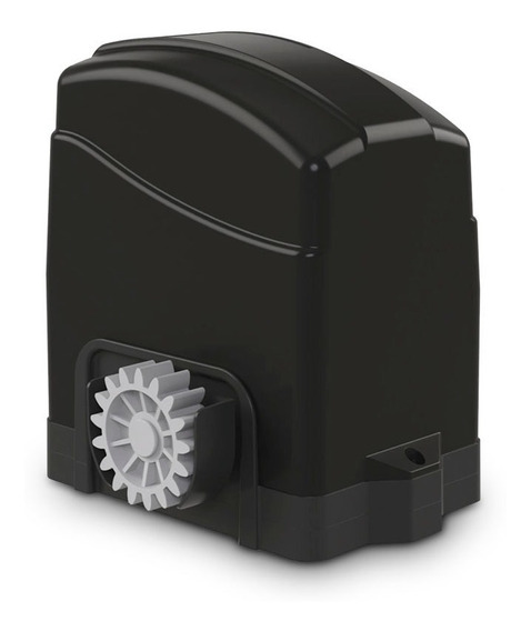 Kit Motor Para Portão Eletrônico Deslizante 1/5 Pl 300kg