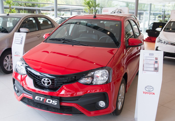 Toyota Etios 1.5 Xls 1.5 6m/t 5p 2020