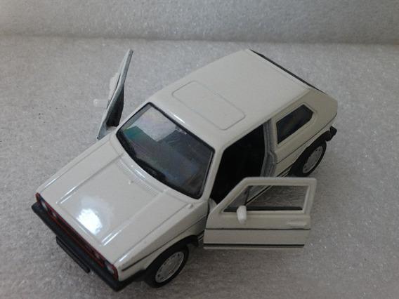 Volkswagen Golf 1 Gti - Welly Loose Escala Aproximada 1:32