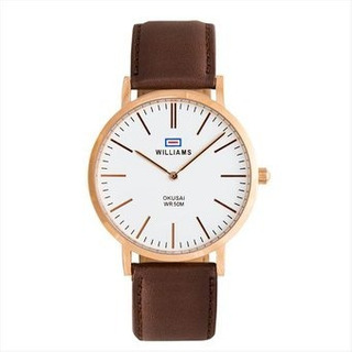 Reloj Hombre Williams Wih0057-anl-5a7 - Marron
