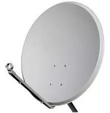 Antena Chapa 60cm Banda Ku - Nova - Parabola