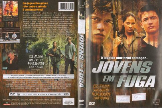 Dvd Jovens Em Fuga