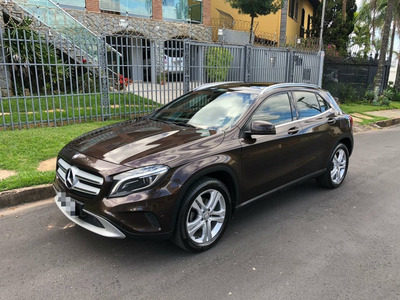Mercedes Benz Gla200 Vision 1.6 Turbo Flex 2015/2015