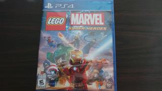 Lego Marvel Super Heroes Ps4 Nuevo Sellado