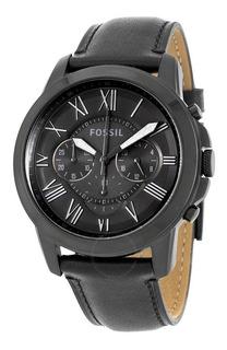 Reloj Fossil Hombre Crono Fs5132 Agente Oficial Envio Gratis
