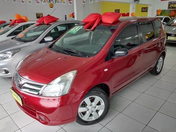 Nissan Livina 1.8 S Flex Aut. 5p
