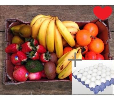 Canasta De Frutas Y Verduras (familiar)