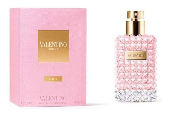 Perfume Valentino Donna Acqua Edp 100ml